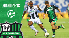 Sassuolo-Udinese 0-1 Highlights