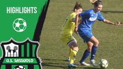 Gli highlights di Sassuolo-Chievo 0-1