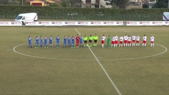 Highlights Vittorio Veneto-Sassuolo 1-1