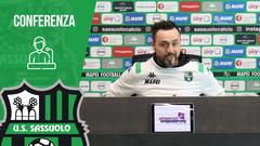 Mister De Zerbi alla vigilia di Spal-Sassuolo