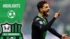 Sassuolo-Roma 4-2 Highlights