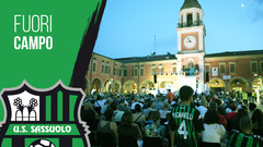 La presentazione del Sassuolo Calcio 2019/20