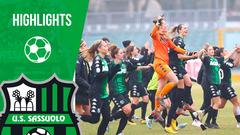 Serie A Femminile | Sassuolo-Orobica 6-0| Highlights