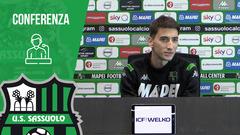 Filip Djuricic prima di Sampdoria-Sassuolo