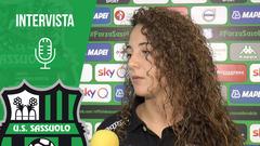 Serie A Femminile | Maria Luisa Filangeri dopo Sassuolo-Juventus