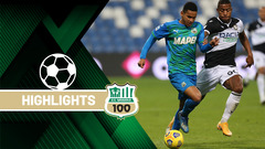 Sassuolo-Udinese 0-0 Highlights