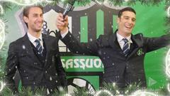 Buone Feste dal Sassuolo Calcio