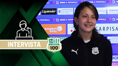 Serie A Femminile | Mister Piovani ed Erika Santoro dopo Napoli-Sassuolo