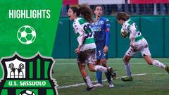 Serie A Femminile | Empoli-Sassuolo 2-2 | Highlights