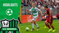 Serie A Femminile | Roma-Sassuolo 2-1| Highlights