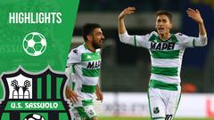 H.Verona-Sassuolo 0-1 Highlights