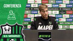 Filippo Romagna in vista di Sassuolo-Lazio