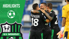 Sassuolo-Genoa 5-0 Highlights