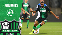 Sassuolo-Atalanta 1-4 Highlights
