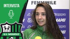Le interviste di Mister Piovani e di Tecla Pettenuzzo dopo Sassuolo-Chievo