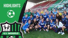 Gli highlights di Sassuolo-Orobica Femminile 3-0