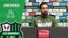 Andrea Consgli in vista di Sassuolo-Inter