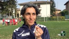 Campionato Primavera, Mister Nicoli dopo Sassuolo-Riccione