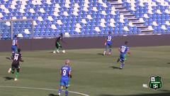 Allenamento al Mapei Stadium per il Sassuolo Calcio