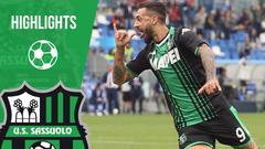 Sassuolo-Spal 3-0 Highlights