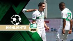 Genoa-Sassuolo 1-2 Highlights