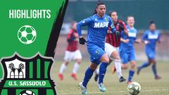 Coppa Italia: Gli highlights di Sassuolo-Milan 0-2