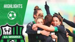 Serie A Femminile | Sassuolo-Inter 1-0 | Highlights