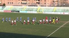 Highlights Sassuolo-Arezzo 2-0