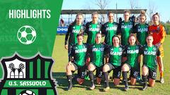 Coppa Italia Femminile | Florentia-Sassuolo 2-1 | Highlights