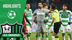 Genoa-Sassuolo 2-1 Highlights