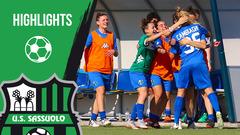 Gli Highlights di Hellas Verona-Sassuolo Femminile 2-3