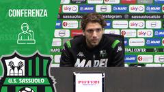 Manuel Locatelli prima di Sassuolo-Torino