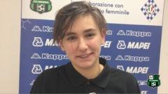 Le interviste dopo Sassuolo-Lavagnese Femminile