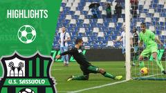 Sassuolo-Lazio 1-2 Highlights