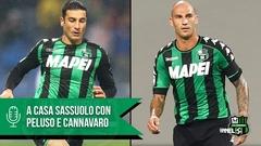 #aCasaSassuolo con Peluso e Cannavaro