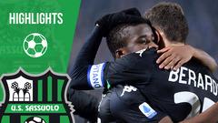 Brescia-Sassuolo 0-2 Highlights