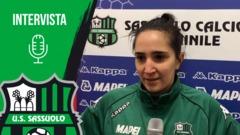 Mister Piovani e Claudia Ferrato dopo Milan-Sassuolo