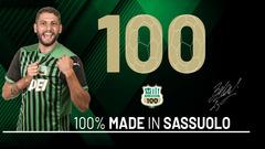 Domenico Berardi | 100 gol in neroverde