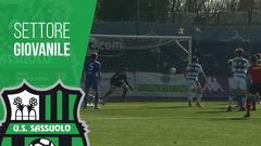 Primavera 1 TIM: Empoli-Sassuolo 1-1