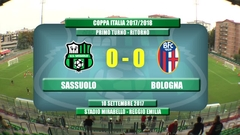 Highlights Sassuolo-Bologna 0-0
