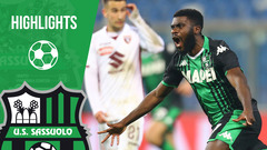 Sassuolo-Torino 2-1 Highlights