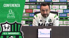 Mister De Zerbi prima di Sassuolo-Inter