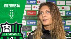 Serie A Femminile | Mister Piovani e Michela Cambiaghi dopo Sassuolo-Fiorentina