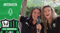 Sassuolo Femminile, le interviste a Camilla Labate e Luisa Pugnali