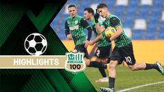 Sassuolo-Parma 1-1 Highlights