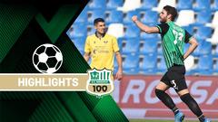 Sassuolo-Verona 3-2 Highlights