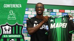 Pedro Obiang in vista di Torino-Sassuolo
