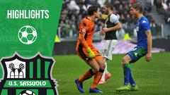Juventus-Sassuolo 2-2 Highlights