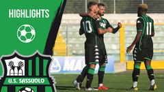 Sassuolo-Alessandria 1-0 | Highlights