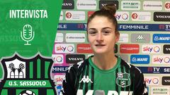 Femminile | Mister Piovani e Valeria Monterubbiano dopo Sassuolo-Pink Bari